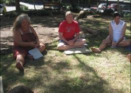 Seminarreisen auf Hawaii - Heilzeremonie